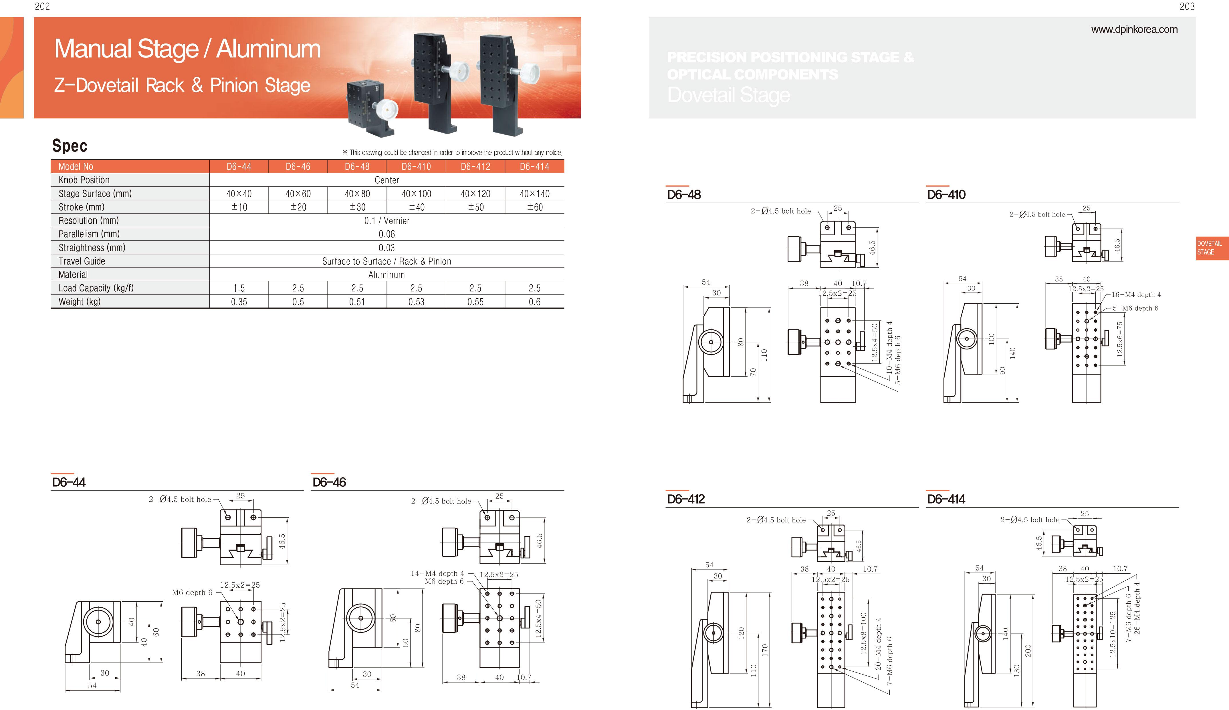 DPIN-Dovetail-鳩尾式滑台-7